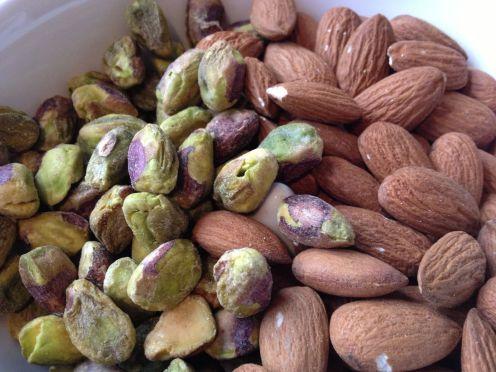 Nødder til bisqotti